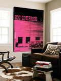 Vice City (San Francisco, Pink) Posters by Pascal Normand