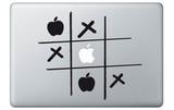 Tick-Tack-Toe for Mac Klistremerker for bærbar PC