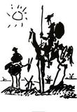 Don Quixote, c. 1955 Posters por Pablo Picasso