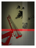 Yuri Gagarin Poster by  NaxArt
