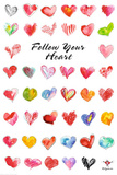 Follow Your Heart Pôsters