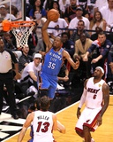 Miami, FL - June 17: Kevin Durant Photographie par Joe Murphy