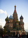 St. Basil's Cathedral, Moscow Photographic Print by Aaron Huey