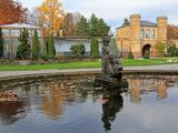 Orangerie, Karlsruhe, Baden-Wurttemberg, Germany, Europe Impressão fotográfica por Hans Peter Merten