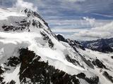 Breithorn, 4164 M, Zermatt, Valais, Swiss Alps, Switzerland, Europe Impressão fotográfica por Hans Peter Merten