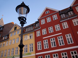 Colourful Architecture, Nyhavn, Copenhagen, Denmark, Scandinavia, Europe Photographic Print by Frank Fell