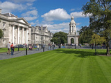 University Trinity College, Dublin, Republic of Ireland, Europe Photographic Print by Hans Peter Merten