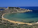 Ghajn Tuffieha Bay, Malta, Mediterranean, Europe Reproduction photographique par Stuart Black
