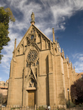 The Loretto Chapel, Completed in 1878, Santa Fe, New Mexico, United States of America, North Americ Photographic Print by Richard Maschmeyer