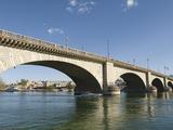 London Bridge, Havasu, Arizona, United States of America, North America Impressão fotográfica por Richard Maschmeyer