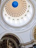 Interior, Capitolio, Havana, Cuba, West Indies, Central America Reproduction photographique par Ben Pipe