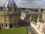 All Souls College, Oxford University, Oxford, Oxfordshire, England, United Kingdom, Europe Lámina fotográfica por Ben Pipe