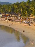 Palolem, Goa, India, Asia Fotografisk tryk af Ben Pipe