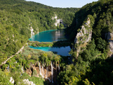 Plitvice Lakes National Park, UNESCO World Heritage Site, Croatia, Europe Photographic Print by Carlo Morucchio