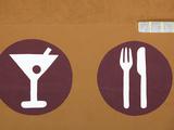 Cocktail Lounge Sign, First Street, Downtown, Las Vegas, Nevada, Usa 写真プリント : ウォルター・ビビコウ