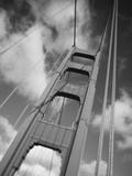 Golden Gate Bridge, Golden Gate National Recreation Area, San Francisco, California, Usa Impressão fotográfica por Walter Bibikow