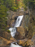 Smalls Falls Near Rangeley, Maine, Usa Photographic Print by Jerry & Marcy Monkman
