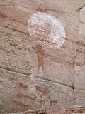 Petroglyph Rock Art, Palatki Ruins, Sedona, Arizona, Usa Photographic Print by Savanah Stewart