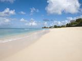 Brighton Beach Barbados, Caribbean Reproduction photographique par Michael DeFreitas
