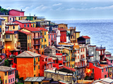 Scenes from Cinque Terra, Italy Photographic Print by Richard Duval