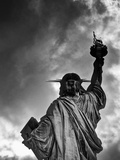 USA, New York, Statue of Liberty Valokuvavedos tekijänä Alan Copson