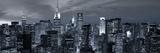Midtown Skyline with Chrysler Building and Empire State Building, Manhattan, New York City, USA Fotografisk trykk av Jon Arnold