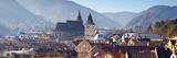 The Black Church and Clock Tower, Piata Sfatului, Brasov, Transylvania, Romania Photographic Print by Doug Pearson