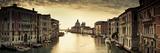 Santa Maria Della Salute, Grand Canal, Venice, Italy Fotografisk tryk af Jon Arnold