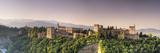 Spain, Andalucia, Granada, Alhambra Palace Complex (UNESCO Site) Reproduction photographique par Michele Falzone