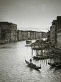Grand Canal, Venise, Italie Reproduction photographique Premium par Jon Arnold