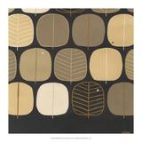 Woodland Motif I Giclée-Druck von Erica J. Vess