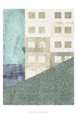 Uptown I Plakater af Kate Archie