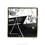 Fishing Trawler I Stampa giclée premium di Laura Denardo
