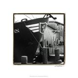 Fishing Trawler II Stampa giclée premium di Laura Denardo
