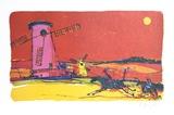 Don Quixote 1 限定版アートプリント : アルヴィン・カール・ホリングスワース
