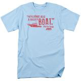 Jaws - Bigger Boat T-shirts