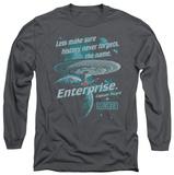 Long Sleeve: Star Trek - Never Forget Long Sleeves