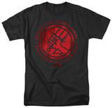 Hellboy II - BPRD Logo T-Shirt