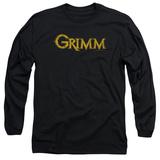 Long Sleeve: Grimm - Grimm Logo Long Sleeves