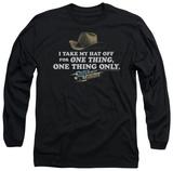 Long Sleeve: Smokey and the Bandit - Hat Long Sleeves