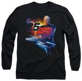 Long Sleeve: Star Trek - TNG 25 Long Sleeves