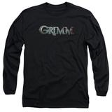 Long Sleeve: Grimm - Bloody Grimm Logo Long Sleeves