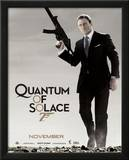 James Bond, Quantum of Solace, Movie Poster Print Prints