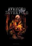 Avenged Sevenfold - Fire Bat Plakater