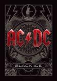 AC/DC– Black Ice Poster