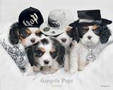 Keith Kimberlin-Gangsta Pups Láminas