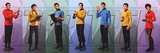 Star Trek Cast Posters