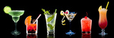 Cocktail, Colori Poster