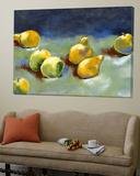 Sun-Kissed Fruit Poster par Bram Rubinger