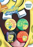 Spongebob Badge Pack Button